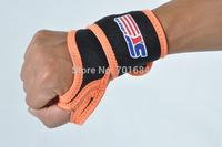 Free Shipping New Sports Carpal Wrist Brace Support Elastic Forearm Splint Band Strap Wrap Tunnel [TY104]