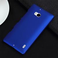 Lumia 930 Case, Luxury Anti-skid Ultra thin Slim Rubber Matte Hard Case for Nokia Lumia 930 929 Cell Phone Case + Flim + Stylus