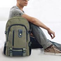 Freeshipping 2014 fashion men's backpacks casual canvas backpack middle school bag travel bag large capacity backpack men bag