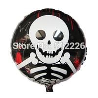 "Halloween Ghost Balloon, 18"" Foil Balloon, Vampire Party Supplies Balloon, 10pcs/lot, 45*45cm"
