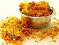 Calendula Flowers - Herbal Tea Marigold - 1 lb. Bulk