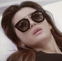 Double beam sunglasses fashion women sunglasses JWF-002