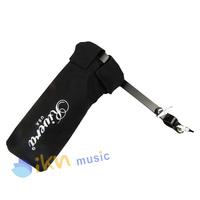 Drum Stick Bag with Accessory Pouch Black  Color