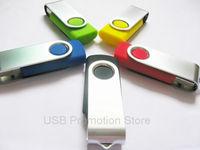 Lot 5 X 1GB 2GB 4GB 8GB 16GB 32GB USB Flash Drive Swivel Style Memory Pen Drive Thumb Key Stick Bulk Wholesale
