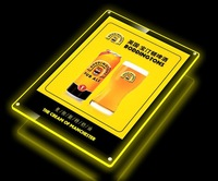 Magnetic Advertising Light Box Led ,Acrylic Frame a4 New Invention 2014