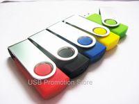 Lot 10 X 1GB 2GB 4GB 8GB 16GB 32GB USB Flash Drive Swivel Style Memory Pen Drive Thumb Key Stick Bulk Wholesale
