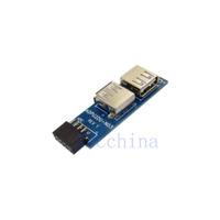 USB to Dual USB Converter, Vertical shape