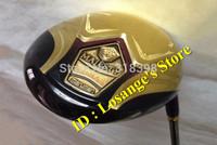 2014 New Hot Maruman MAJESTY PRESTIGIO SUPER7 Golf Driver 10.5 Loft With Spuer 7 Graphite R Flex Shafts Golf Driver Clubs 1PC