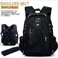 Brand SwissGear backpack 15.6 inch laptop bag, men computer bag, travel bag sport and school backpacks SA1418