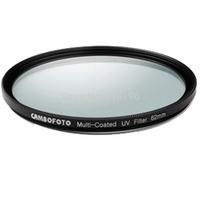 CAMBOFOTO brand circular polarising UV filter 62mm
