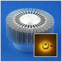 Fashion Romance Sconce Little Sun Background light 90LM LED Wall Lamp Halls/Corridors/Bedside Decor Fixture Yellow-QY