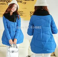 New down jacket women Fashion winter down coat Loose plus size winter jacket FACTORY SALE D43