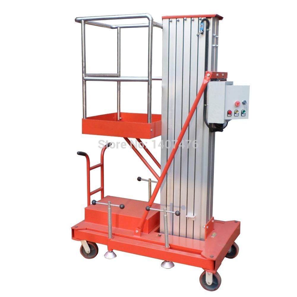 4m aluminum platform lift elevator price for sale(China (Mainland))