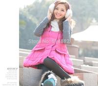 New down jacket women Fashion winter down coat Loose plus size winter outwear FACTORY SALE D45