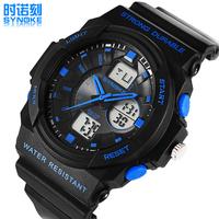 CHBWAH039 outdoor quality swim 3rd degree Digital LED Backlight Date Sportwatch waterproof Rubber Unisex /baby Sport Wrist Watch