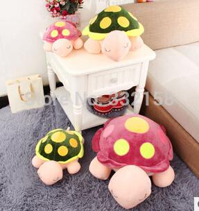 Бесплатная доставка черепаха плюшевые игрушки черепаха птенцов кукла куклы мечта друг подарок на день рождения