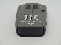 High Quality 16 Brands V9 Car Radar Detector Russian / English With LED Anti Radar Vehicle Speed Control Free Shipping
