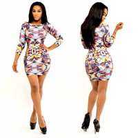 new arrival fashion women clothes night club charming party dresses amazing style