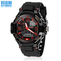 CHBWAH042 outdoor luxury swim 3rd degree Digital LED Backlight Date Sportwatch waterproof Rubber Unisex /baby Sport Wrist Watch