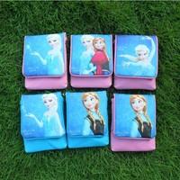 Kids Cartoon   Messenger Bags   Girls   Frozen  Totes    Bags     Purse  5Pieces /LOT
