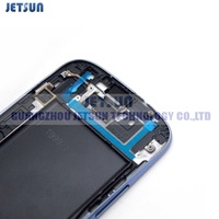 10Pcs/Lot White Touch Screen Digitizer LCD Assembly Housing For Samsung For Galaxy S3 i747 T999 DHL