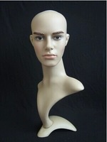 Male Mens Mannequin Dummy Shop Display Head Stand Hat Wig