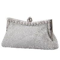 VEEVAN Women clutch in Women's clutches ladies crystal evening bags luxury diamond party bag women handbag shoulder bags totes