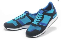 Fashion 2014 gel running shoes, breathable shoes men's shoes size 40-44 yards free shipping