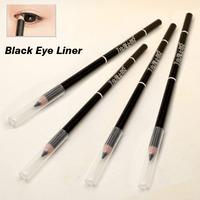 1PC New Brand Waterproof Black Eyeliner Pencil Long-lasting Eye Liner Pen