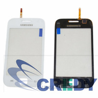 For Samsung S6802 Galaxy Ace Duos White Digitizer Touch Screen Lens Glass GT-S6802