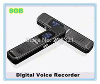 8GB Digital Voice Recorder mini Pen Flash Drive mp3 player free shipping  SK-014