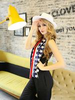 Fashion autumn/winter scarf  retro double lady scarves Joker long scarf New korean edition 2014 free shipping JZ082410