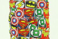 WM ribbon wholesale/OEM 5/8inch 140904008 Super Cartoon Logos Printed  folded over elastic webbing  FOE 50yds/roll free shipping