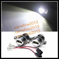 40W LED Angel Eye bulbs for E90 E91 LCI Sedan/Wagon with halogen headlights LED marker for BMW 3 SERIES  E90 E91