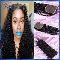 rosa hair malaysian curly virgin hair malaysian 4x4 free part lace closure 1pc vip beauty hair virgin malaysian deep curly hair