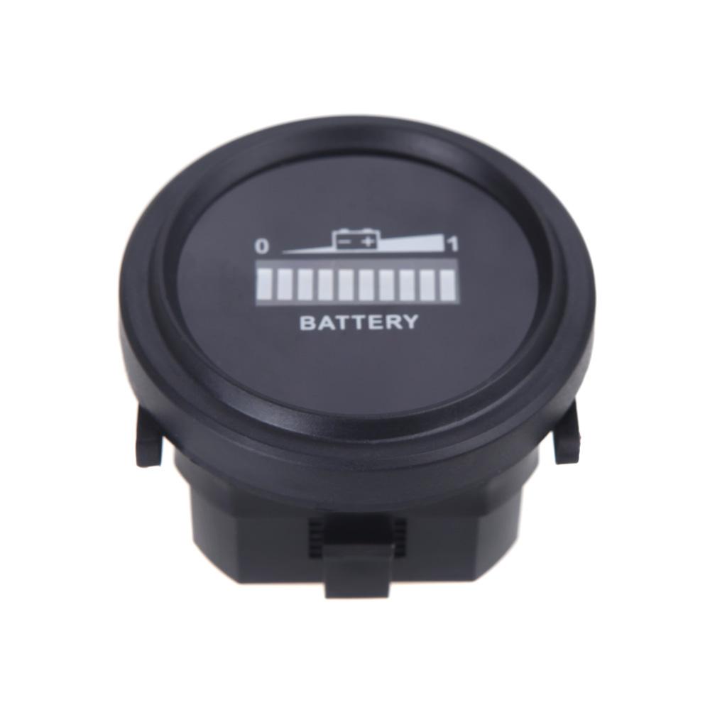 Universal Digital LED Battery Indicator tester Gauge Status Charge Monitor Meter Gauge 12V 24V 36V 48V 72V Diagnostic tools(China (Mainland))