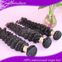 "Wholesale price cheap virgin malaysian deep wavy hair extensions 8""to 30 ""in stock 1 pc lot malaysian deep wavy human hair"