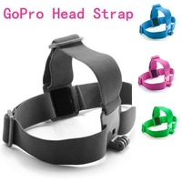 Neopine Gopro accessorY Head  Fixed Stable Elastic Head Strap Mount For Outdoor Sports Head Belt GHS-1