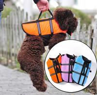 Fashion hot sale dogs clothes Dog life jackets waterproof raincoat pet clothing Hoodies Dog sweaters free shipping 10pcs/lot