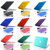 Transparent Hard Case For Macbook Pro 13 15 Crystal Protector Cover For Macbook+ Keyboard Skin Cover, Free shipping