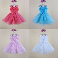 2014 New arrive baby dress birthday party dress,infant lace tutu ballet princess dress,baby clothing,baby girls Wedding Dresses