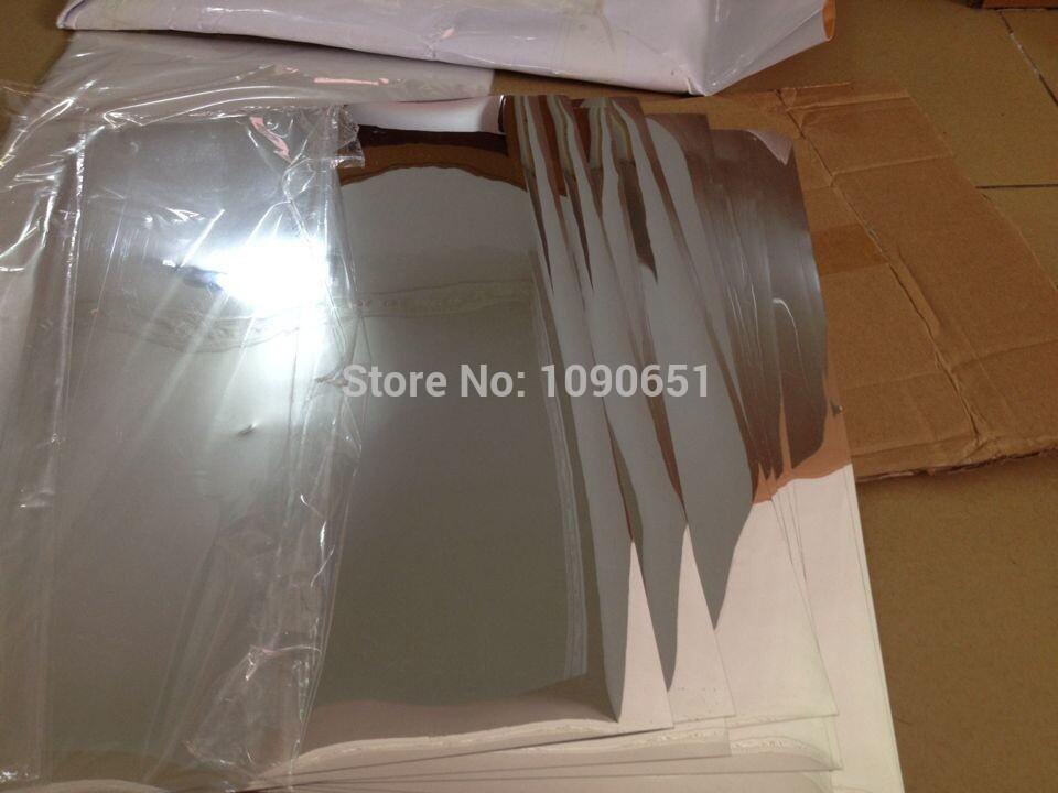 High Quality A4 Size 3d Sublimation Foil Film Paper Foil Paper 3D for 3D Phone Case Printing 50pcs/Lot(China (Mainland))