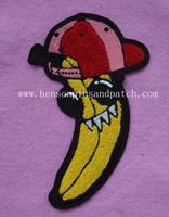 Custom banada chenille patch,banada patches, banada label, small MOQ