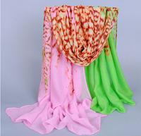 Free Shipping Wholesale 90*180cm Newest Fashion Patterns Printed desigual scarf