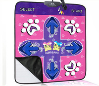 New dance pad Non-Slip Dancing Step Dance Game Mat Pad for PC  free shipping dropshipping