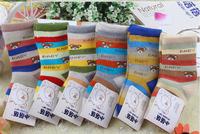 2014 Autumn Winter Factory Boneless Cute Baby Boys Girls Socks kids 0-1T 10-12CM, 1-3T 12-14CM,3-5T 16-18CM