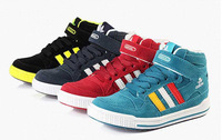 2014 new brand fashion children sneakers for winter shoes PU leater shoes and sport children shoes
