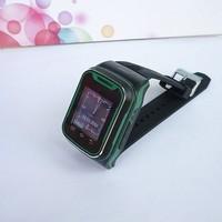 GreenT9 Unlocked Watch PHONE Cell Phone Touch Screen+keys Quadband Slider