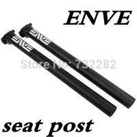 100% Original New ENVE American Full Carbon Fiber UD Matte Finish SeatPost Post MTB Road Bike 27.2/30.9/31.6x400mm offset 0/25mm