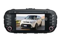 Kia Soul 2014 Car DVD with GPS,Bluetooth,ipod,PIP,Games,Dual Zone,Steering Wheel Control